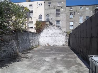 Photo of Rear of Lower Wellington Street, Off Mountjoy Street, North City Centre, Dublin 7