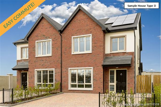 Photo of House Type F - SOLD OUT, Dun Eimear, Eastham Road, Bettystown, Meath