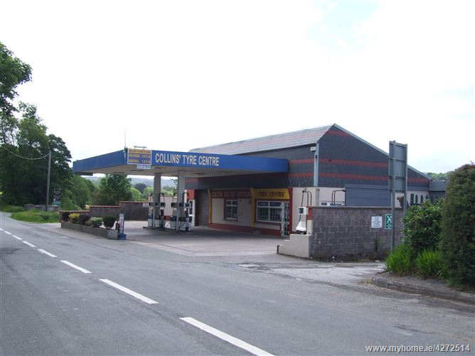 Collins Filling Station and Tyre Centre, Macroom Road, Millstreet, Cork