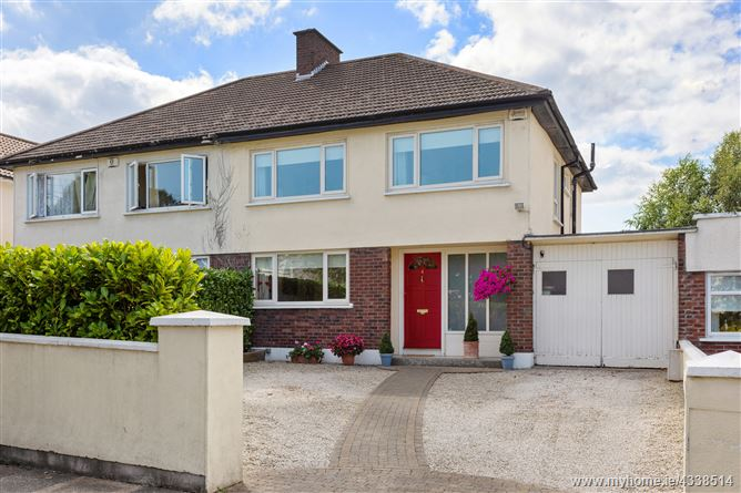 Main image for 4 Taney Grove, Goatstown, Dublin 14
