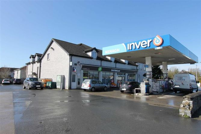 Main image for Filling Station, Gortlandroe, Nenagh, Co. Tipperary