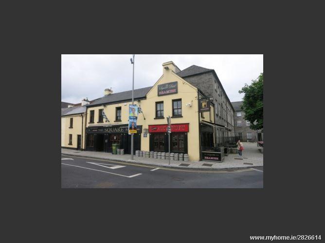 The Square Bar, St. Johns Square, City Centre, Limerick City, Co. Limerick