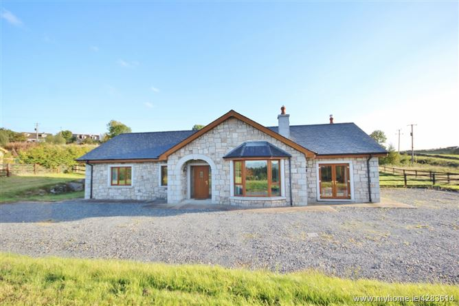 Four Bedroom Stone Fronted Residence, Carrigacurra, Valleymount, Blessington, Wicklow