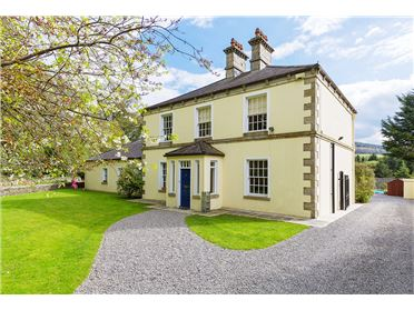 Photo of Quails Wood House, Coolattin, on approx. 1.5 Acres (0.607 hectares), Shillelagh, Wicklow