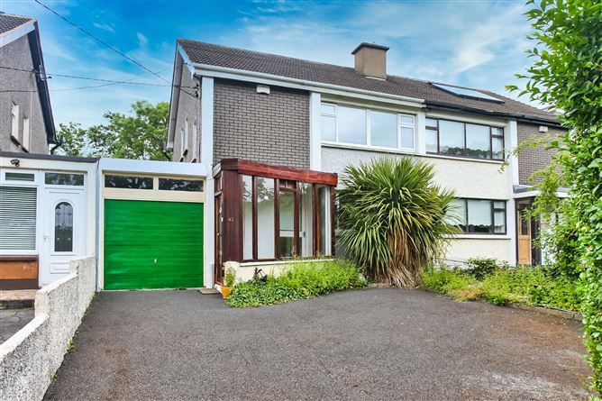 Main image for 43 Beechwood Lawn, Dun Laoghaire, Dublin, A96F2P4