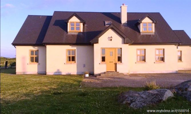 The Boat Builders Cottage, Carna, Galway