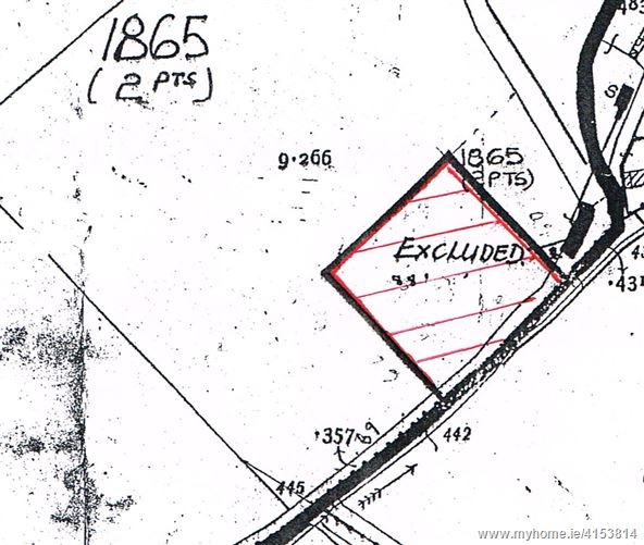 C. 1 Acre Site, Kinnitty Village, Kinnitty, Offaly