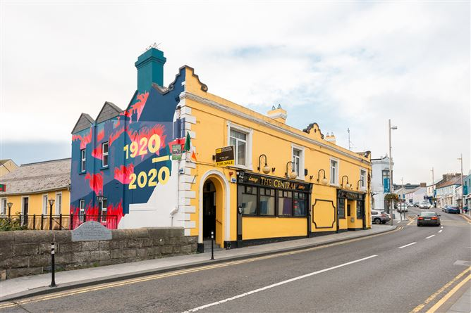The Central Bar, 18/20 Bridge Street, Balbriggan, County Dublin