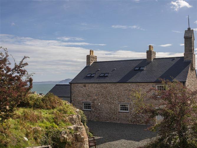 Main image for Barracks Cottage, PENMON, Wales