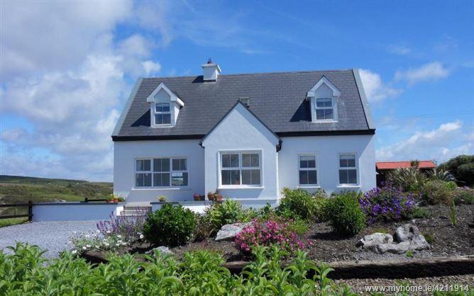 Main image for Luxury Doolin Cottage,Doolin, Co Clare, Ireland