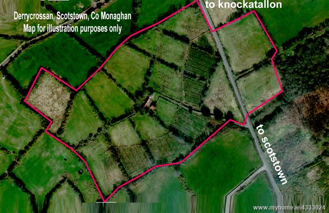 Main image for Derrycrossan, Scotstown, Monaghan