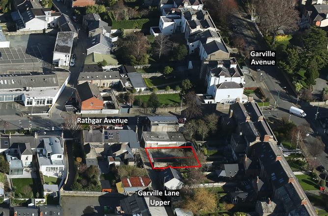 Main image for Mews Site Garville Lane Upper, Rathgar Avenue,Rathgar,Dublin 6