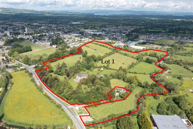 Main image for Riverston House C.17.8H (44 Acres),Dublin Road,Nenagh,County Tipperary,E45CD92