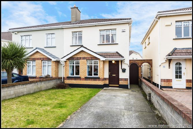 12 Greenwood Court, Ayrfield, Dublin 13 - MOVEHOME ESTATE AGENTS