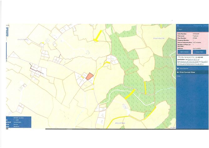 Main image for Davidstown Site,Barntown,Co. Wexford