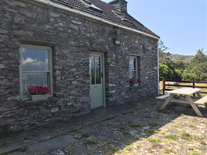 Main image for Traditional Cosy Stone Cottage with harbour views ,Eskadour Lauragh