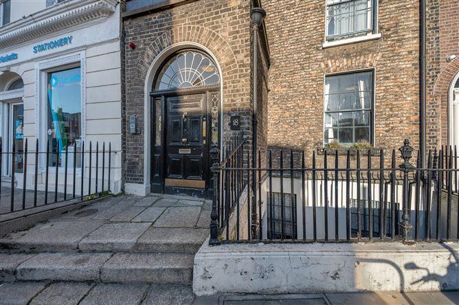 Main image for Apartment 1, 18 Lower Baggot Street, Baggot Street, Dublin 2
