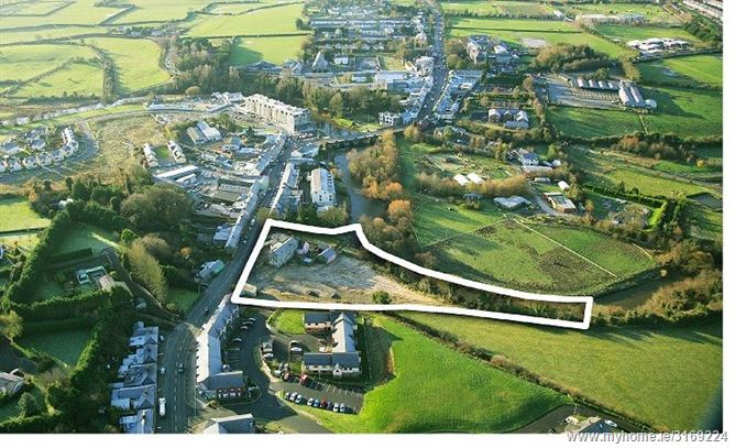 Development Site on c. 3.4 Acres with 2 Period Houses