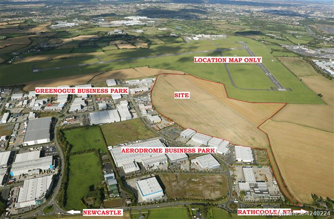 Strategic Land Bank c. 81.7 Acres/ 33 HA., Part Zoned for Development, Collegeland, Rathcoole, Dublin