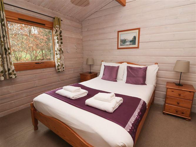 Main image for Barn Owl Lodge,Rhayader, Powys, Wales