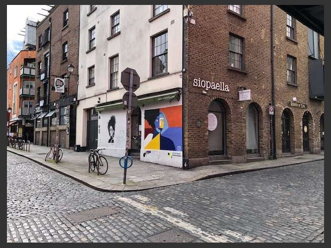Main image for Number 1, 'The Granary', 20 Temple Lane, Temple Bar, Dublin 2