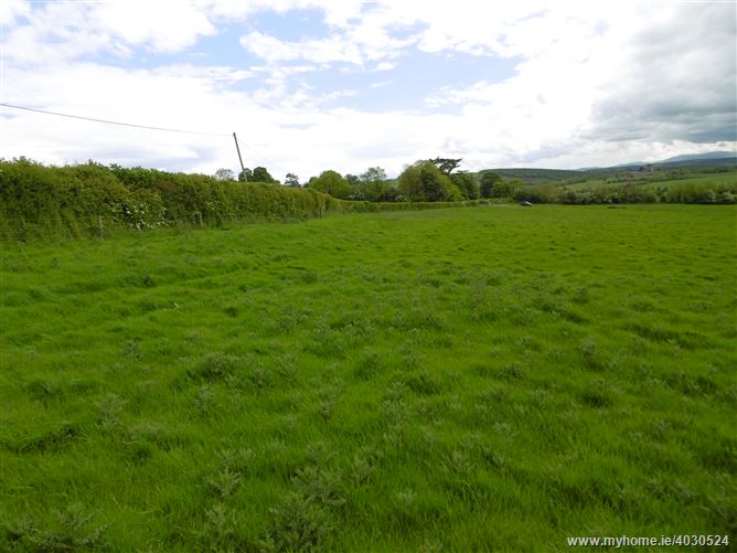 Site for Sale subject to planning for 1 house at Knockelly, Fethard, Tipperary