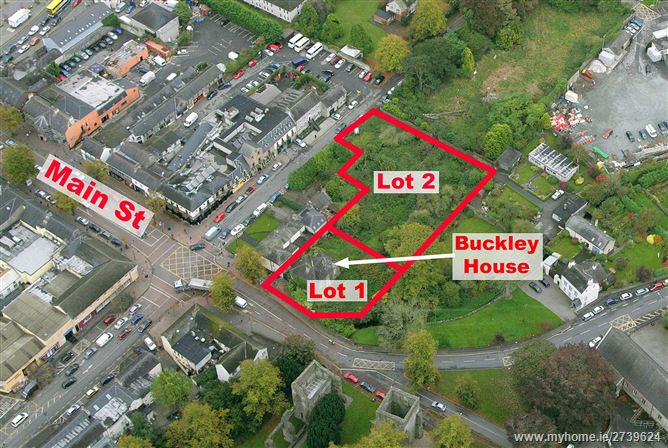Buckley house adjoining site at lwr main street for Buckley house
