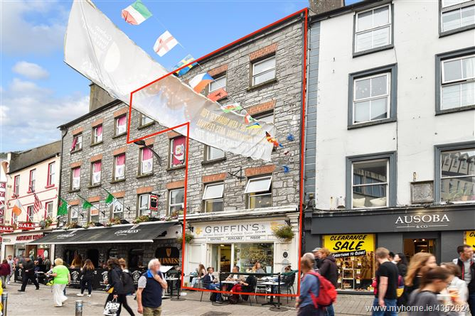 Main image for 21 Shop Street, City Centre, Galway City