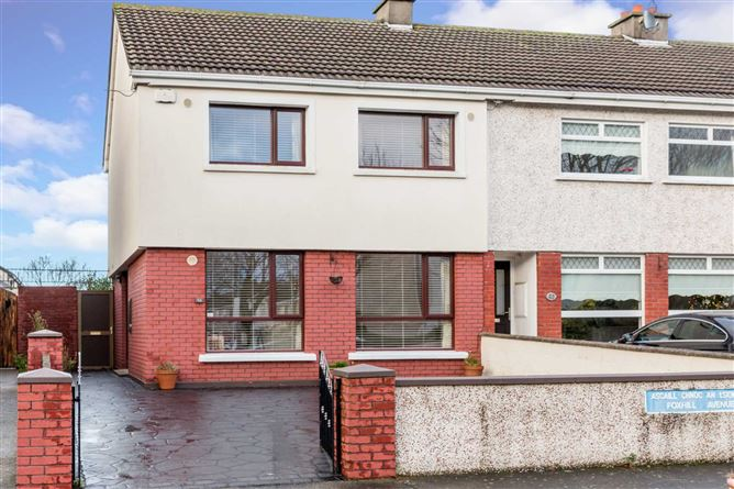 Main image for 34 Foxhill Avenue, Ayrfield, Dublin 13
