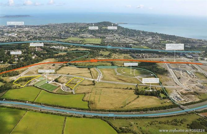Main image for Cherrywood Strategic Development Zone, Co Dublin