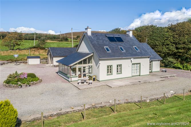 Hayfield Cottage, Scrahanleara, Ballydehob,   West Cork