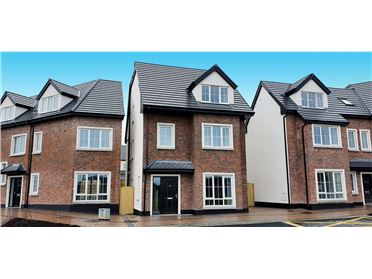 Main image for Green Lane Manor, Rathcoole, Co. Dublin Type A1 - 5 Bedroom Detached