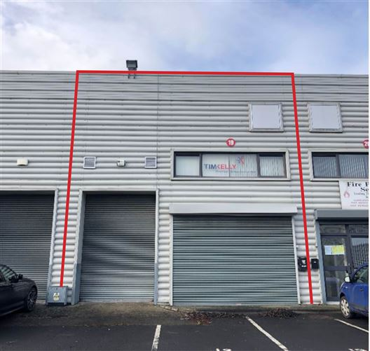 Main image for Unit 19, Canal Walk, Park West Industrial Estate, Park West, Dublin 12