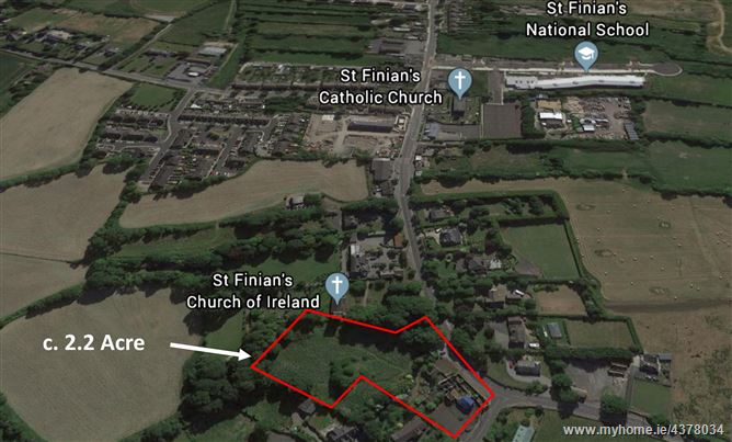 Main image for Development Site at Main Street Upper, Newcastle, Dublin