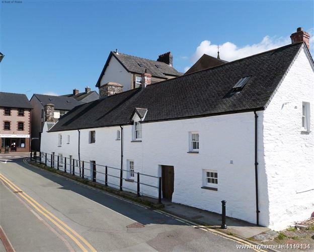 Ysgubor Newydd,Machynlleth, Gwynedd, Wales