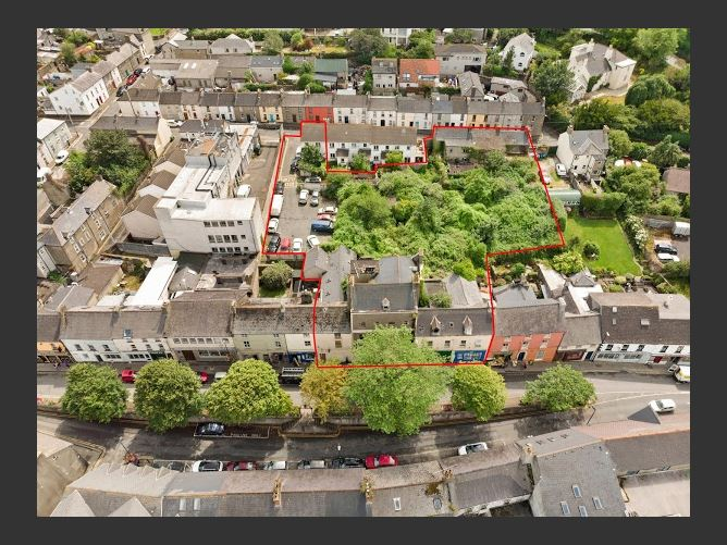 Main image for Former Bay View Hotel and Site, The Mall, Co. Wicklow