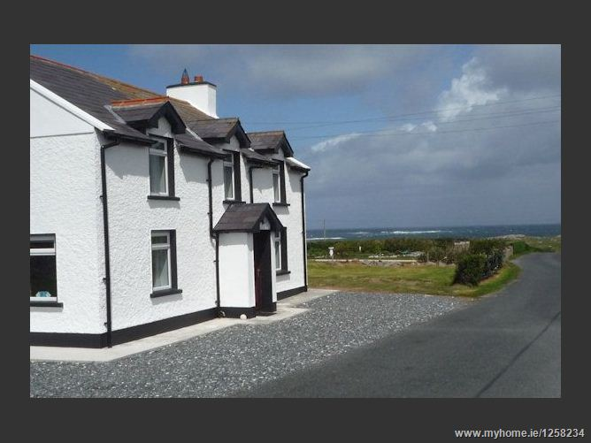 O'Hara's Cottage - Fanad, Donegal
