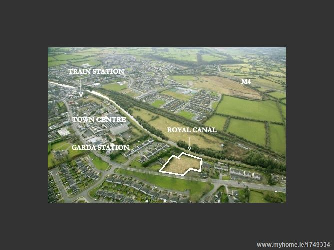 Kilcock, Co. Kildare - Town Centre Development Site.