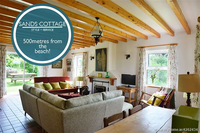 Main image for Sands Cottage ,Cloghanesheskeen,  Kerry, Ireland