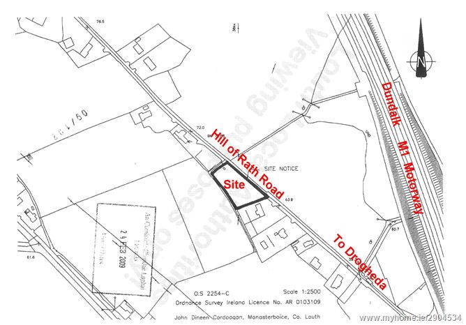 Main image for 0.5 Acre Site, Hill of Rath, Drogheda, Louth