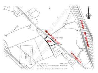 Main image of 0.5 Acre Site, Hill of Rath, Drogheda, Louth