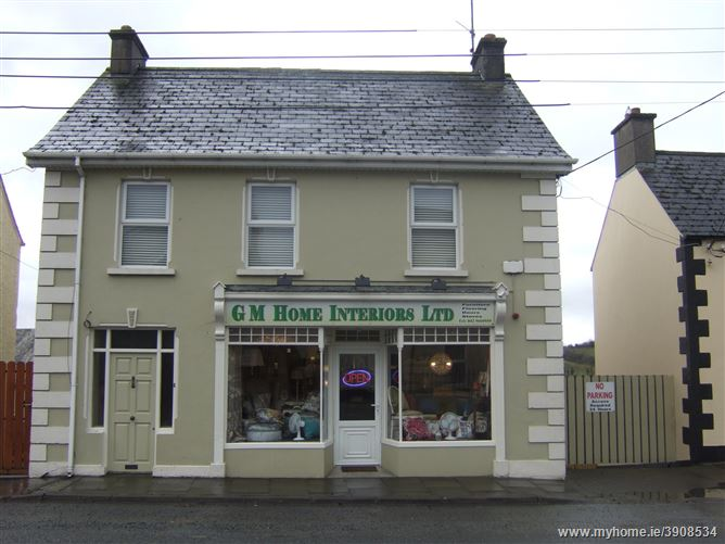 Photo of Main Street, Shercock, Cavan
