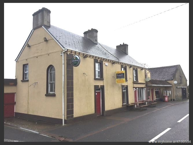 """Finnerty's Bar"", Rathwilladoon, Tubber, Galway"