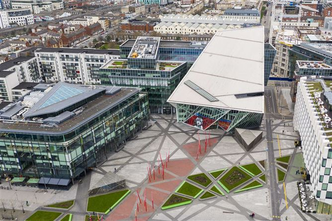 Main image for Part 2nd Floor, 2 Grand Canal Square, Grand Canal Dk, Dublin 2