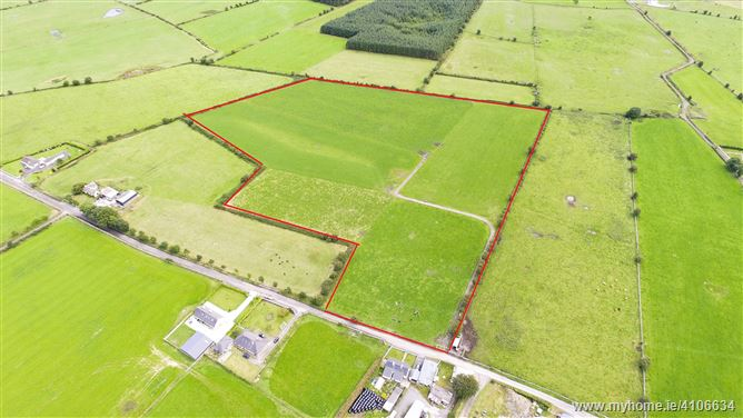 18.68 Acres Ballinruane, Moylough, Galway
