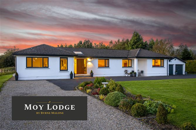 Main image for Moy Lodge Great Connell, Newbridge, Kildare