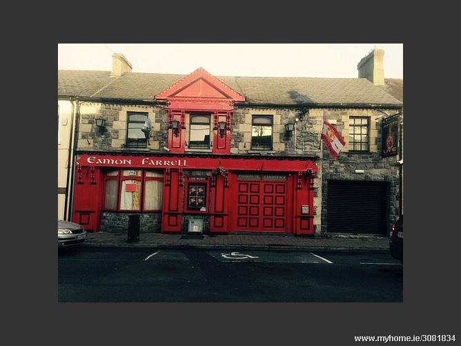 Eamons Town & Country Bar & Lounge, Earl Street, Longford Town, Co Longford