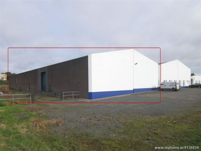 Industrial Unit Extending to c. 1,625 sq.m. at Whitemill, Wexford Town, Wexford