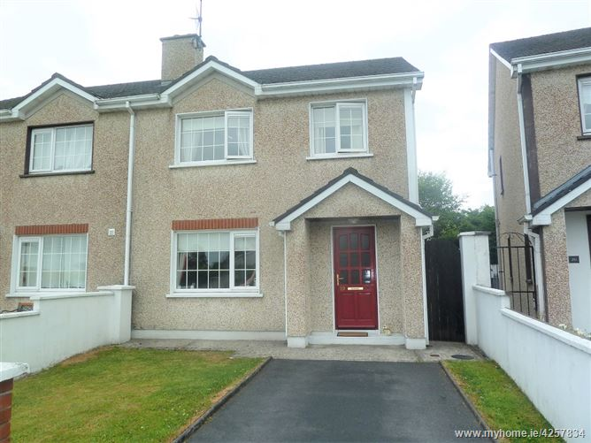 No. 19 Meadow Park, Westport Road, Castlebar, Mayo