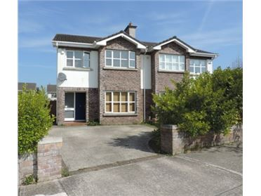 4 Rinawade Close, Leixlip, Kildare